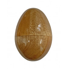 GMP Wood Egg Shaker - SHAK-11
