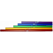 Boomwhackers Bass Chromatic set - BBC-5