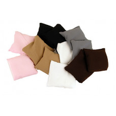 Set of 12 neutral bean bags - BPC2007