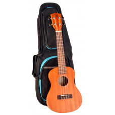 Concert ukulele and padded bag - CL500MB