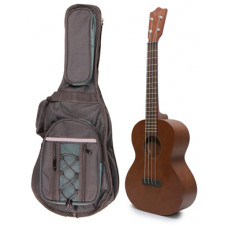 THE CLASSIC tenor ukulele (tuning pegs) and padded bag - CL600B
