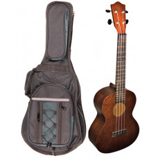 THE CLASSIC tenor ukulele (machine heads) and padded bag - CL600MB