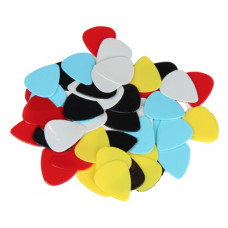 Plastic picks (bag of 50) - E770