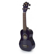 Purple soprano ukulele (cosmetic imperfection) - PSECU-3000