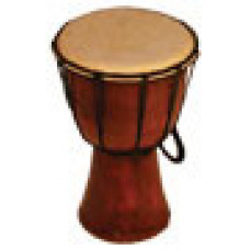 "Groove Master 6"" Mini Wood Djembe"