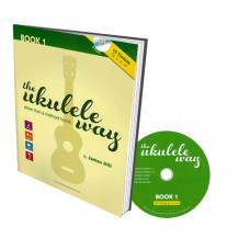 The Ukulele Way - Book 1 C6 tuning - JHUW1-C