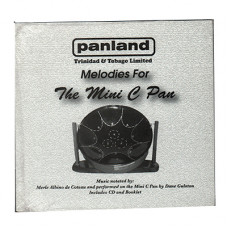 Melodies for C Pan Drums - LIGM16