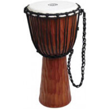"Meinl Headliner Nile Series Rope-Tuned Djembe - 10"" Medium - MEINLDJ4"