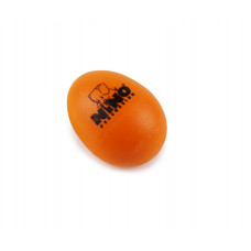 Nino single egg shaker, orange - N540OR