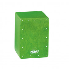 NINO mini cajon, green - NINO955GR