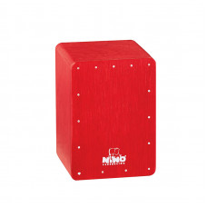NINO mini cajon shaker, red - NINO955R
