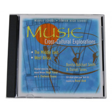 Music Cross-Cultural Explorations CD - Q102