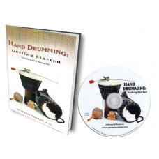 Hand Drumming: Getting Started by Milton Randall - Q145
