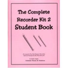 Complete Recorder Resource 2 Student Book - Q209