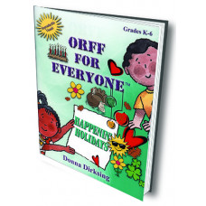 Orff for Everyone - Happenin Holidays - Q2445