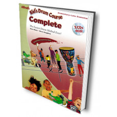 Alfreds Kids Drum Course Complete - Q27919
