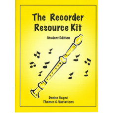 Complete Recorder Resource Student Book with CD - Q335