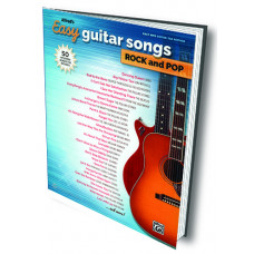 Easy Guitar Songs, Rock and Pop - Q44725