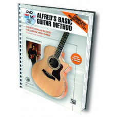 Alfred's Basic Guitar Method: Complete - Q44749
