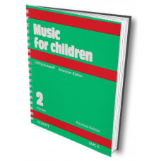 Music for Children - Orff-Schulwerk Vol. Two - Q450