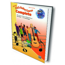Alfred's Kids Guitar Course: Complete - Q45031