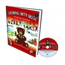 Growing With Music - Friendly Bears Song Book - Q7000