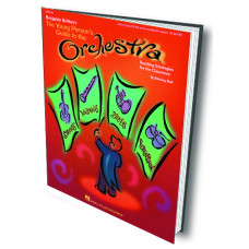 Benjamin Brittens The Young Persons Guide to the Orchestra: Activity Pak - Q70594