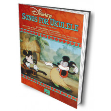 Disney Songs for Ukulele - Q708