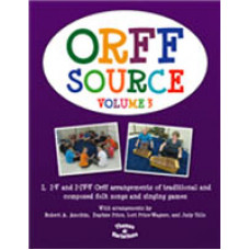 The Orff Source: Volume 3 - Q750
