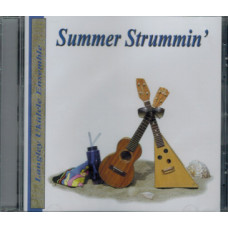 Langley Ukulele Ensemble: Summer Strummin CD - QLU9