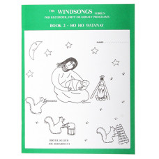 Windsongs Book 2 - Old Style cover, SCC-E2