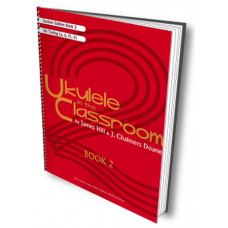 Ukulele in the Classroom book 2 - D6 Tuning - Student Ed. - Q02SD