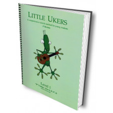 Little Ukers Level 1: D (Low A) Tuning (revised edition) - Q104