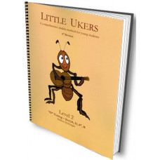Little Ukers Level 2: D (Low A) Tuning (revised edition) - Q114